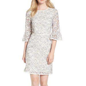 Draper James Western Lace Rosslyn Dress NWT 14